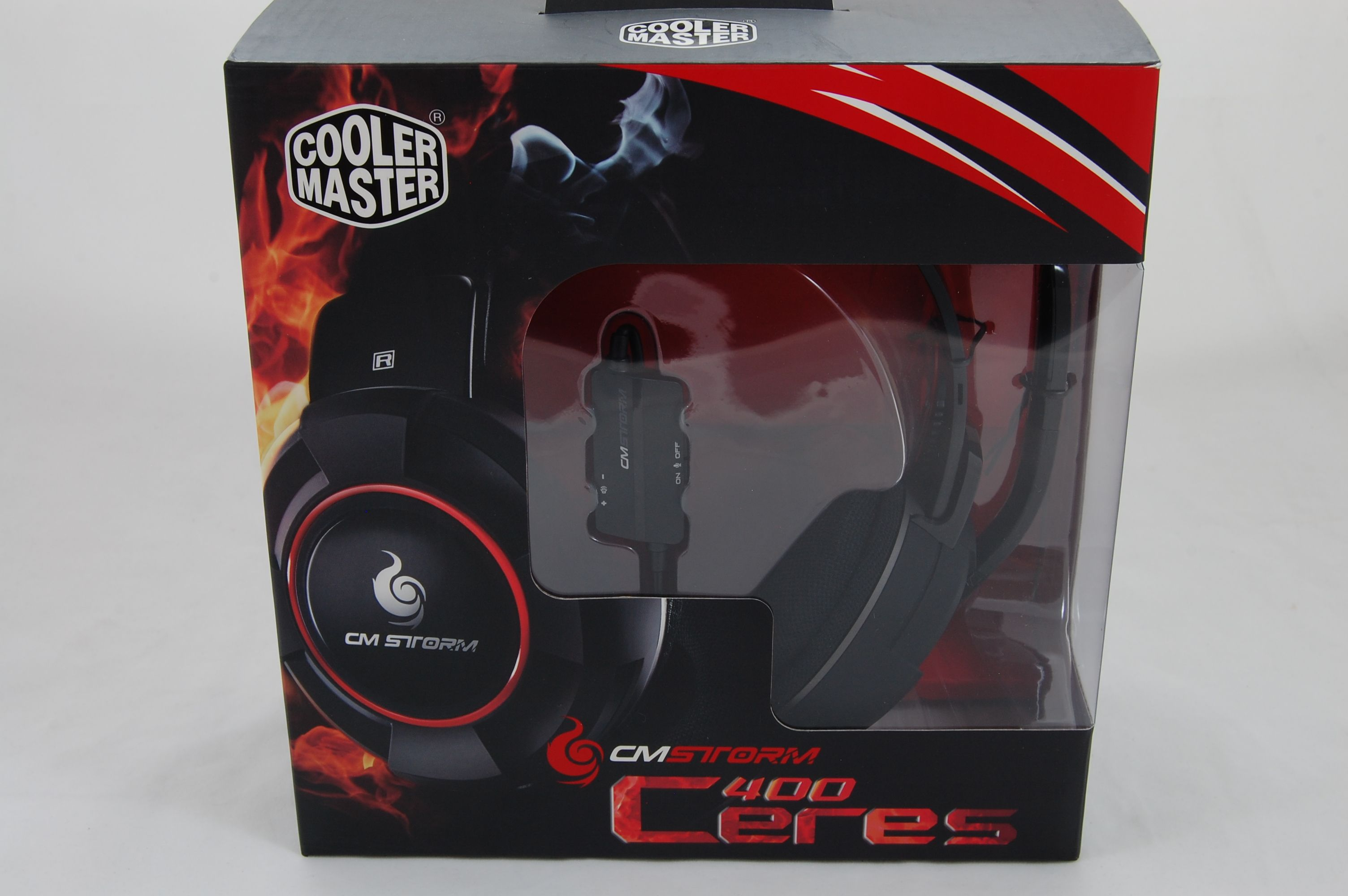 Cooler Master CM Storm Ceres 400 Packaging