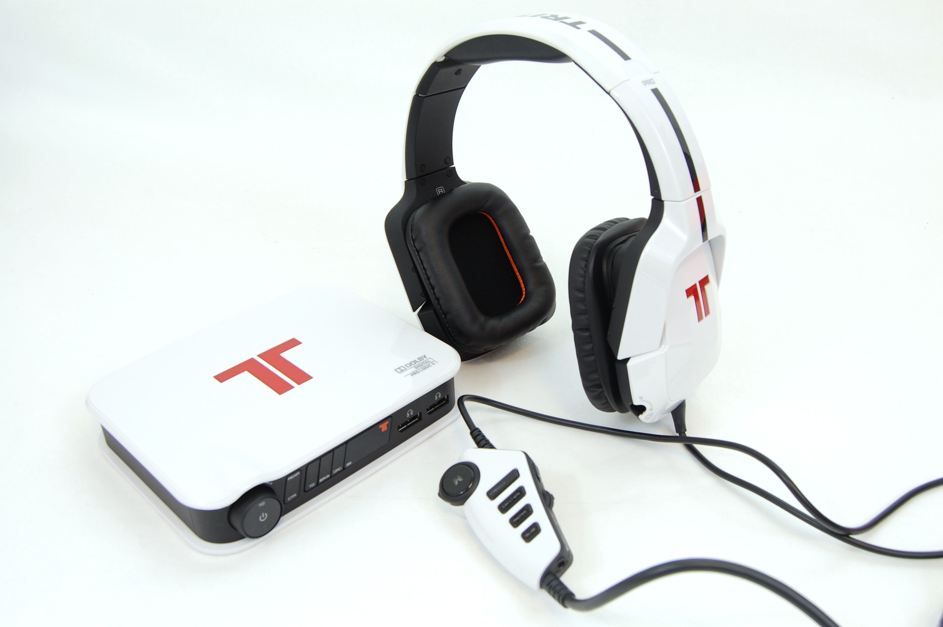 Tritton by MadCatz Pro+ 5.1 Surround Gaming Headset Review - Overview