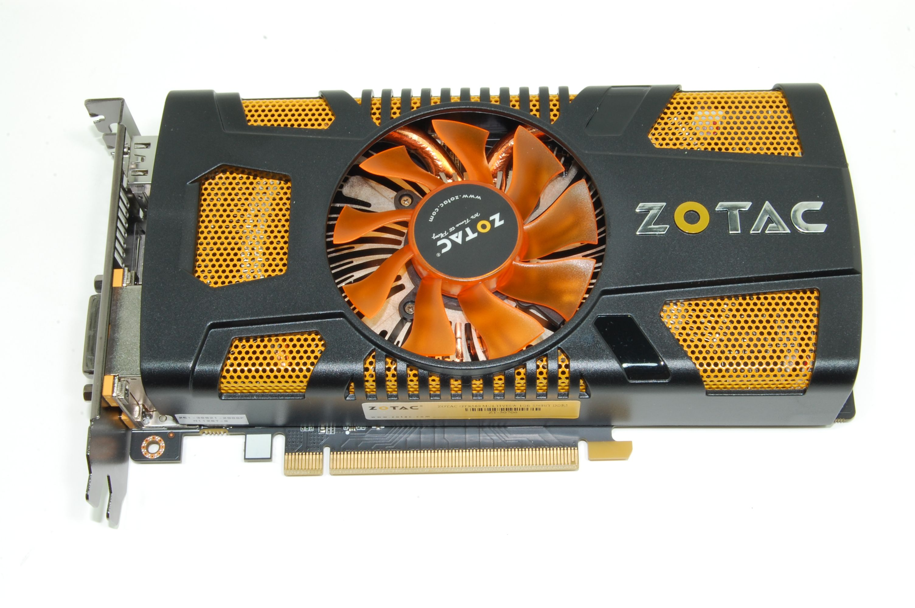 Zotac GTX 560 Multiview