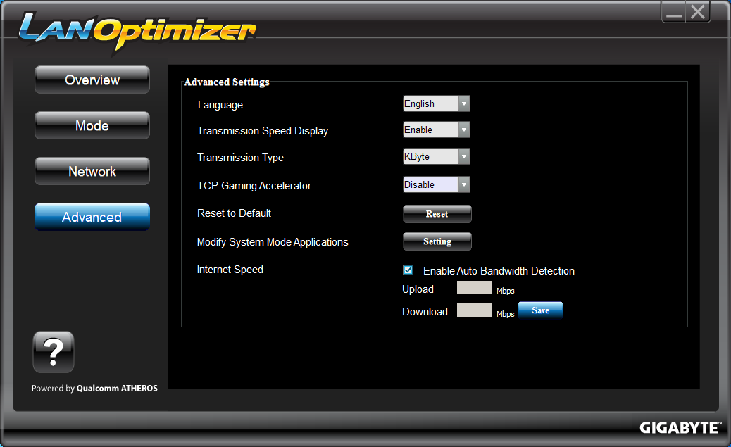 LAN-Optimizer-Advanced