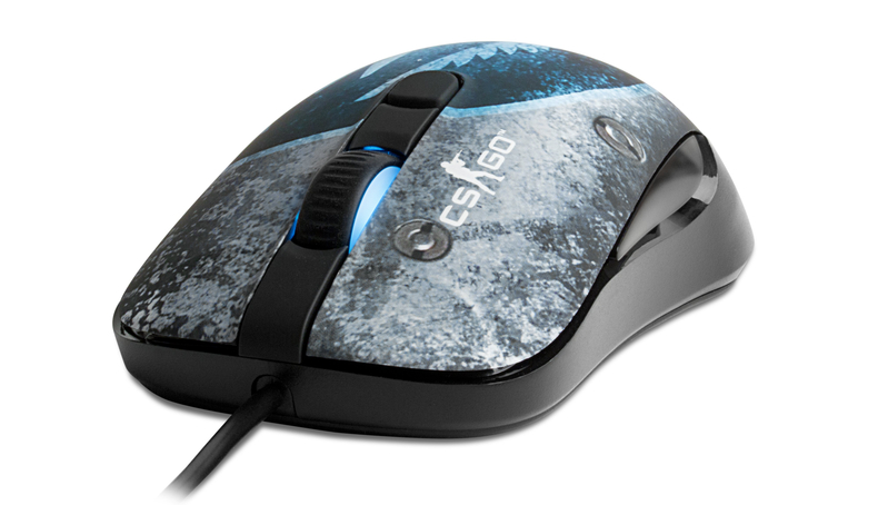 Steelseries kana counter strike global offensive edition for Cs go mouse