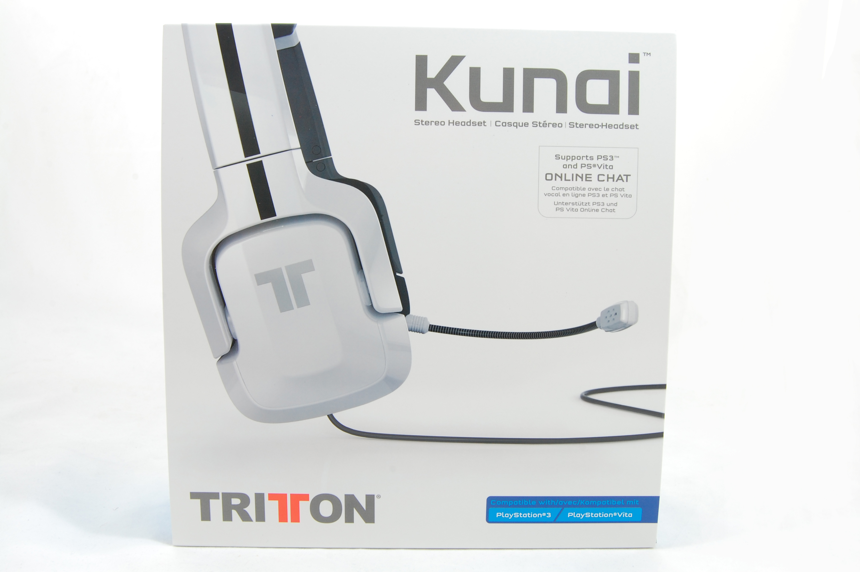 Tritton Kunai  Box