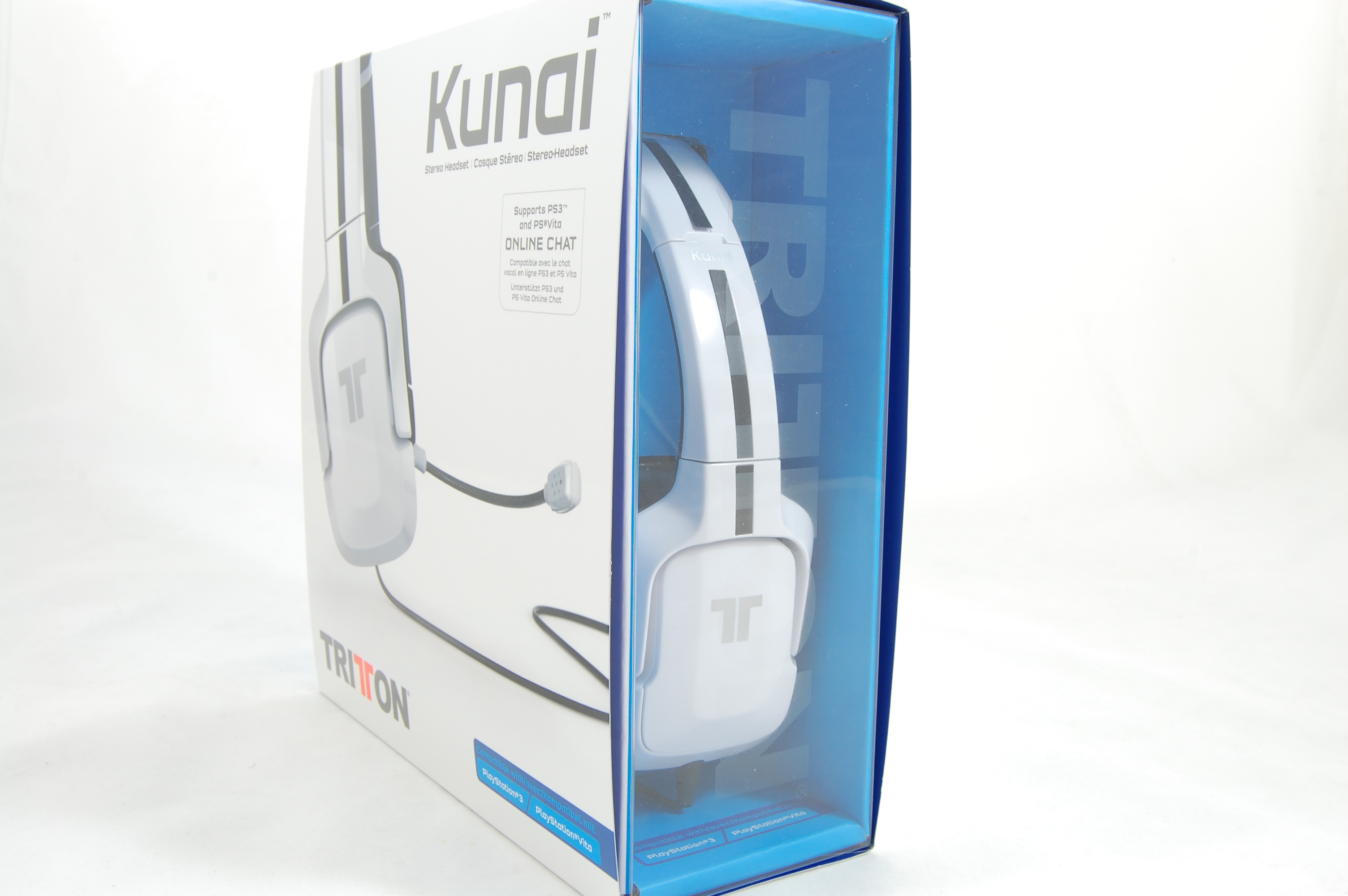 Tritton Kunai Box Window