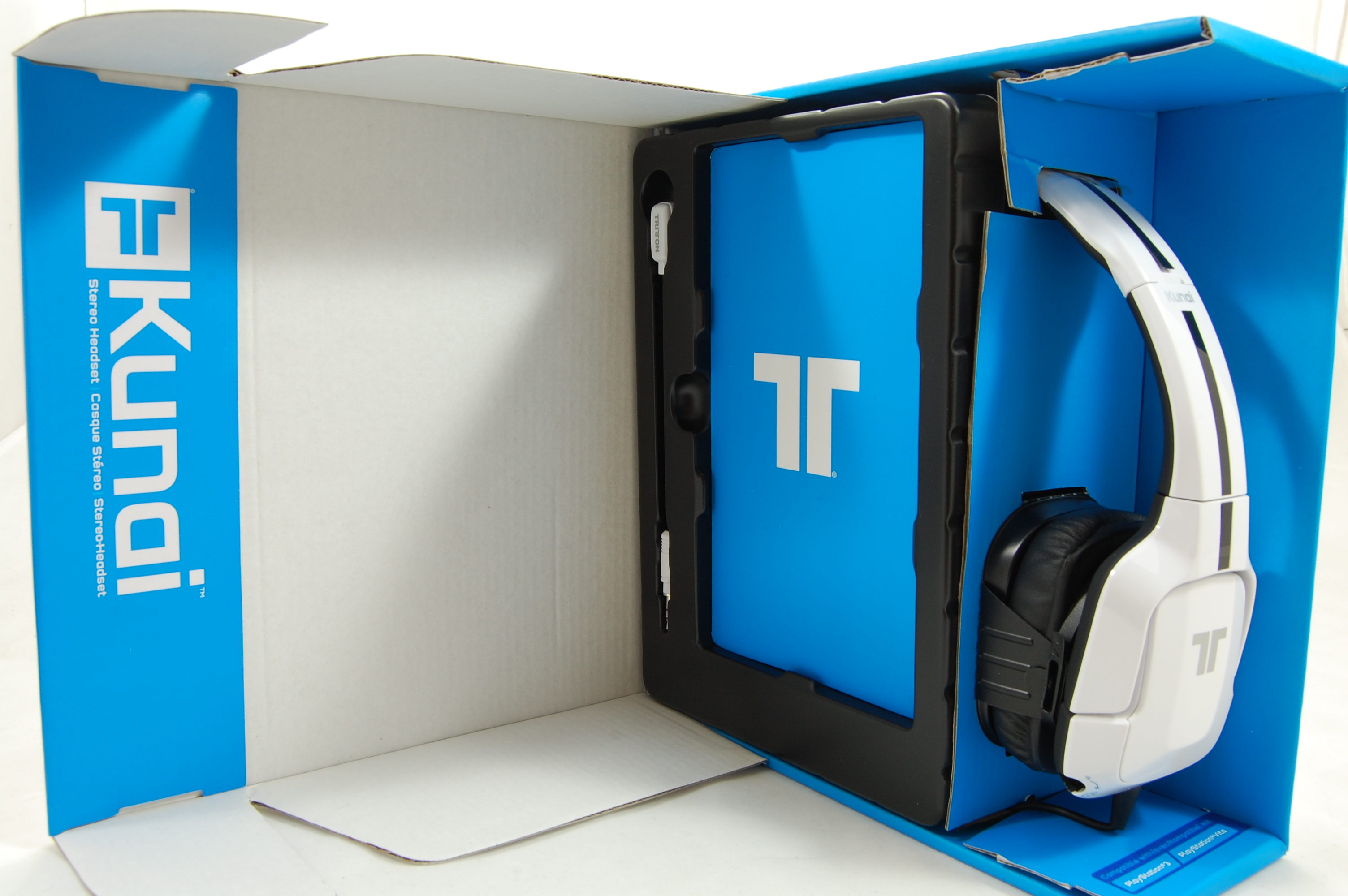 Tritton Kunai Box Foldout