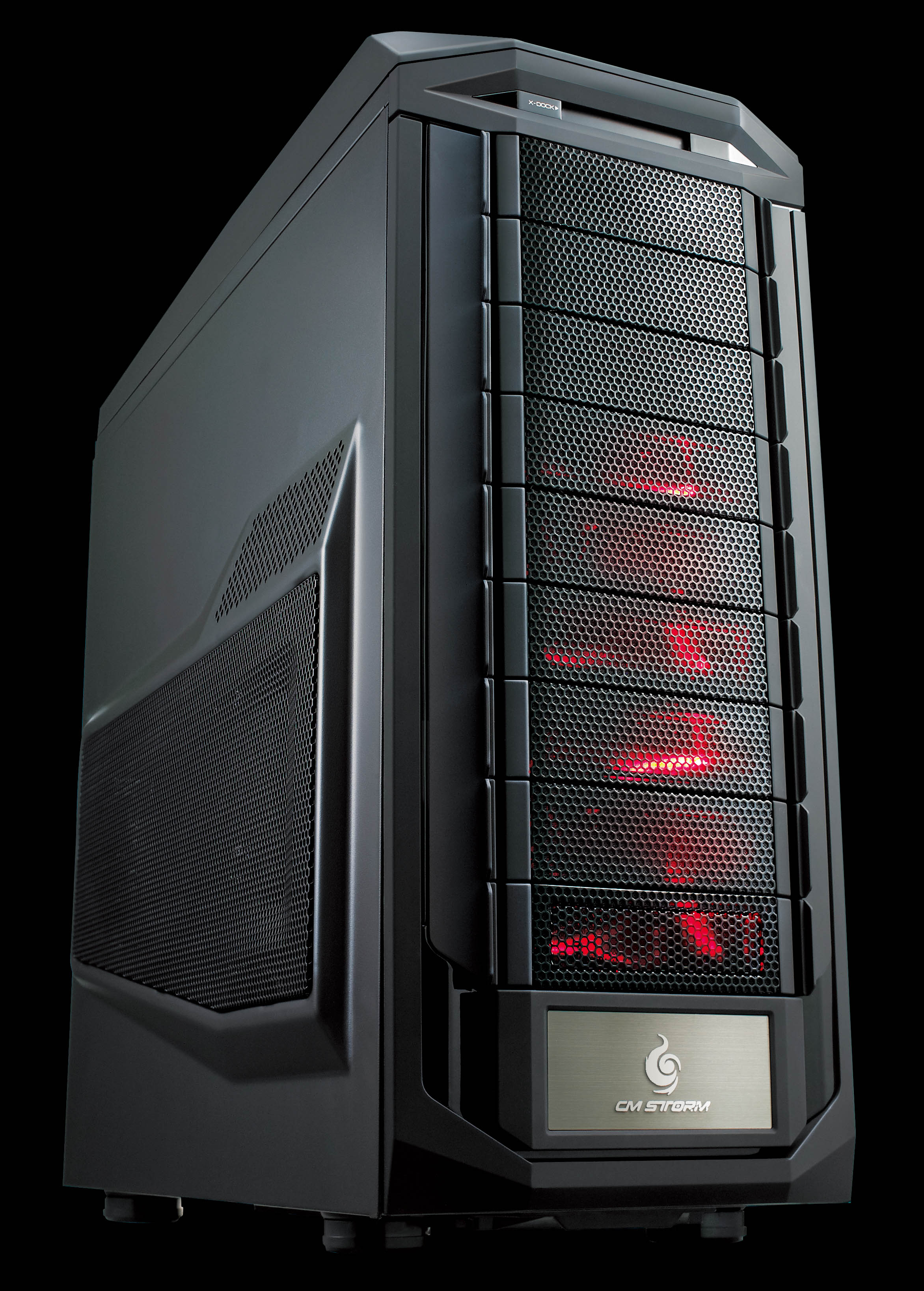 Coolermaster Cm Storm Trooper Full Tower Gaming Case