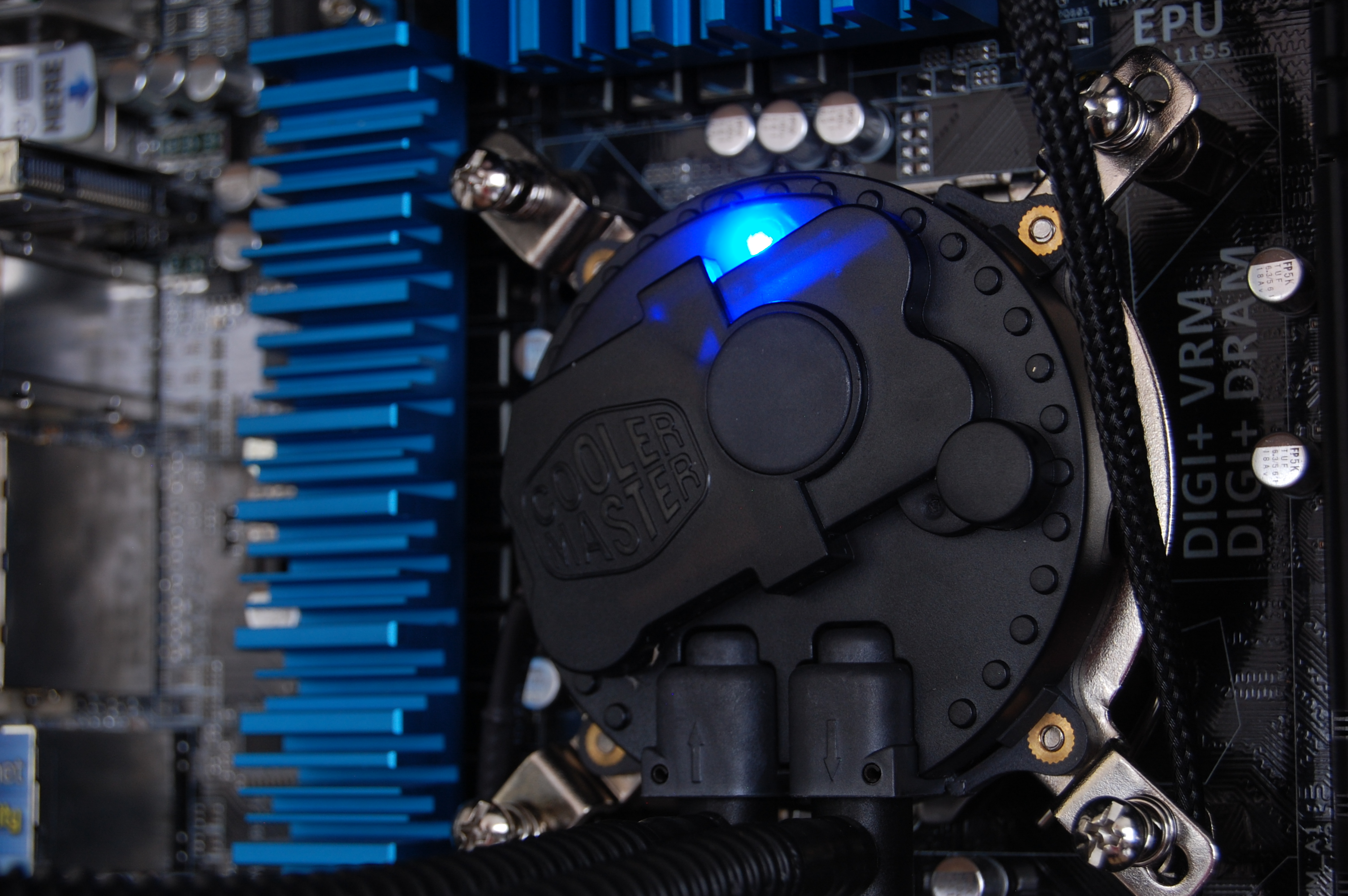 CoolerMaster Seidon 240M All-in-One Liquid CPU Cooler Review - Intro